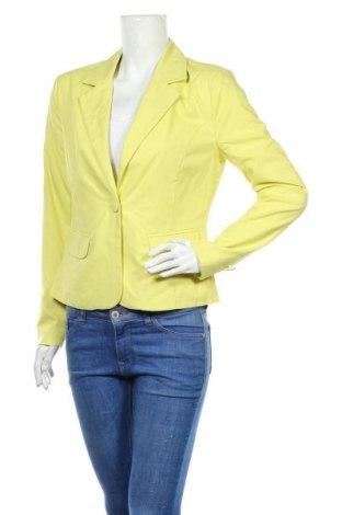 Дамско сако Cream, Размер M, Цвят Жълт, Цена 43,60лв.