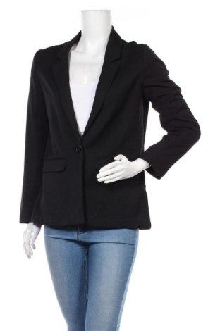 Γυναικείο σακάκι H&M Divided, Μέγεθος M, Χρώμα Μαύρο, 80% πολυεστέρας, 18% βισκόζη, 2% ελαστάνη, Τιμή 15,35€