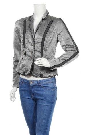 Дамско сако Monari, Размер M, Цвят Сив, 60% памук, 36% полиамид, 4% други тъкани, Цена 27,00лв.