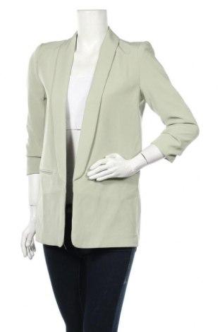 Γυναικείο σακάκι ONLY, Μέγεθος S, Χρώμα Πράσινο, 95% πολυεστέρας, 5% ελαστάνη, Τιμή 17,07€