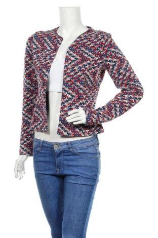 Γυναικείο σακάκι Tom Tailor, Μέγεθος S, Χρώμα Πολύχρωμο, 62% πολυεστέρας, 22% βαμβάκι, 14% βισκόζη, 2% ελαστάνη, Τιμή 13,93€
