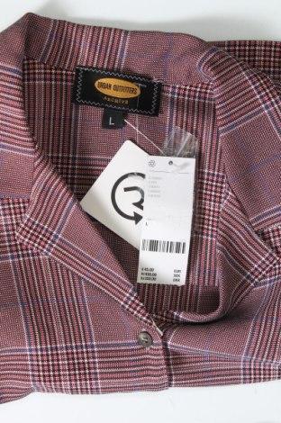Дамско сако Urban Outfitters, Размер L, Цвят Червен, 96% полиестер, 4% вискоза, Цена 17,38лв.
