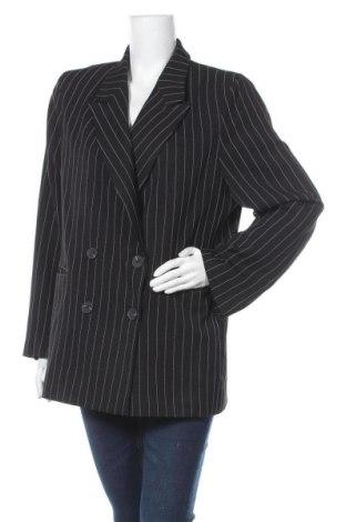Дамско сако Urban Outfitters, Размер L, Цвят Черен, 99% полиестер, 1% вискоза, Цена 83,85лв.