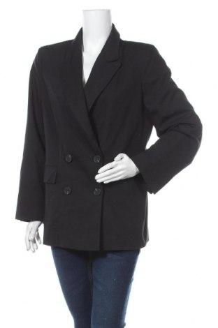 Дамско сако Urban Outfitters, Размер S, Цвят Черен, 75% полиестер, 18% вискоза, 7% еластан, Цена 104,25лв.