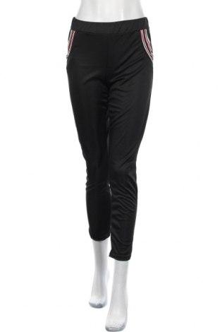 Дамско спортно долнище, Размер S, Цвят Черен, Цена 11,34лв.