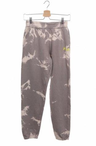 Pantaloni trening de femei Fila, Mărime XS, Culoare Bej, 80% bumbac, 20% poliester, Preț 194,90 Lei