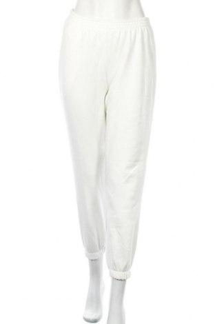 Дамско спортно долнище Topshop, Размер XS, Цвят Бял, Цена 36,57лв.