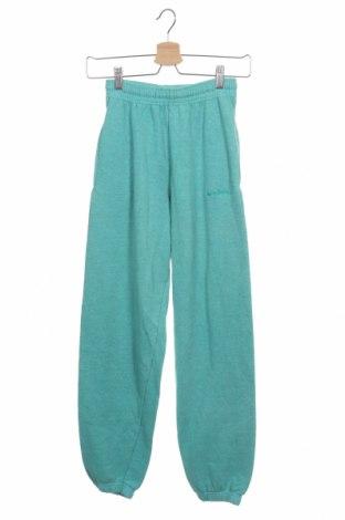 Дамско спортно долнище Urban Outfitters, Размер XS, Цвят Зелен, 80% памук, 20% полиестер, Цена 51,35лв.