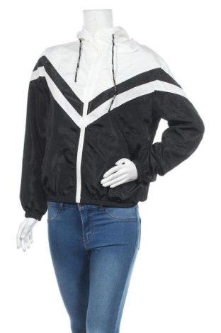 Dámská sportovní bunda , Velikost M, Barva Černá, 65% polyester, 35% bavlna, Cena  542,00Kč