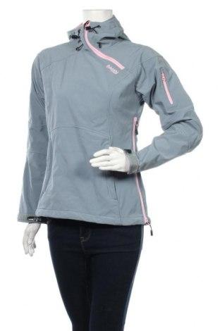 Dámská sportovní bunda  Bergans of Norway, Velikost M, Barva Modrá, 90% polyester, 10% elastan, Cena  1243,00Kč