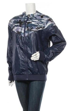 Dámská sportovní bunda  Nike, Velikost XL, Barva Modrá, Polyester, Cena  606,00Kč