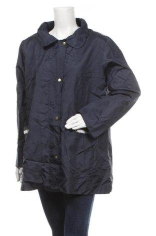 Дамско яке Anne De Lancay, Размер XL, Цвят Син, Полиестер, Цена 8,97лв.