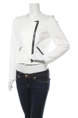 Дамско яке Creme Fraiche, Размер M, Цвят Бял, 95% полиестер, 5% еластан, Цена 13,86лв.