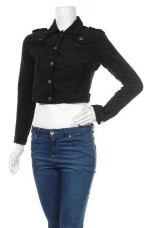 Дамско яке Fb Sister, Размер S, Цвят Черен, Полиестер, Цена 38,85лв.