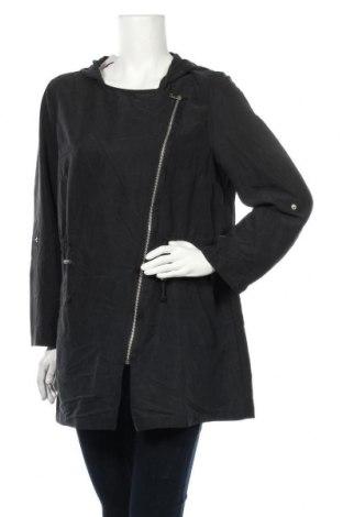 Γυναικείο μπουφάν H&M Divided, Μέγεθος L, Χρώμα Μαύρο, 70% μοντάλ, 30% πολυεστέρας, Τιμή 20,98€