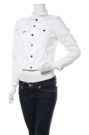 Γυναικείο μπουφάν H&M Divided, Μέγεθος M, Χρώμα Λευκό, Βαμβάκι, Τιμή 27,15€