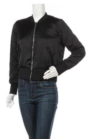 Γυναικείο μπουφάν H&M Divided, Μέγεθος L, Χρώμα Μαύρο, Πολυεστέρας, Τιμή 25,30€