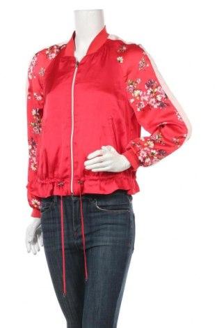 Γυναικείο μπουφάν H&M Divided, Μέγεθος S, Χρώμα Κόκκινο, Πολυεστέρας, Τιμή 19,74€