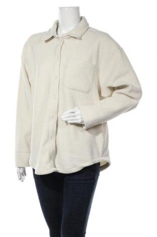 Cămașă de femei Urban Outfitters, Mărime S, Culoare Ecru, Poliester, Preț 202,31 Lei