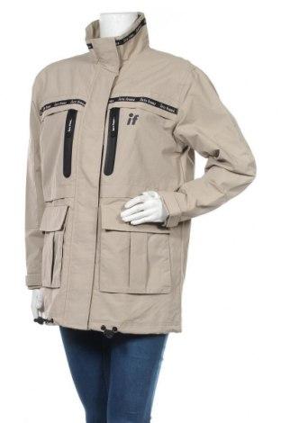 Дамско яке Urban Outfitters, Размер S, Цвят Сив, 100% полиамид, Цена 111,75лв.