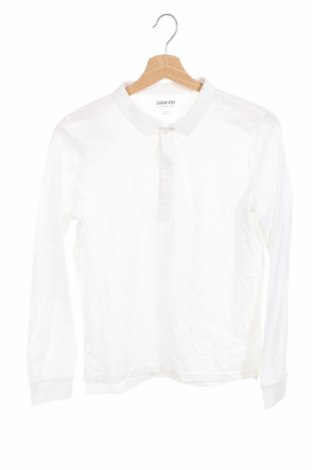 Детска блуза, Размер 12-13y/ 158-164 см, Цвят Бял, Цена 25,50лв.