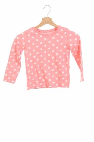 Детска блуза, Размер 4-5y/ 110-116 см, Цвят Розов, 100% памук, Цена 24,00лв.
