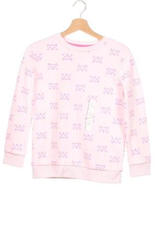 Детска блуза Cat & Jack, Размер 10-11y/ 146-152 см, Цвят Розов, 60% памук, 40% полиестер, Цена 26,88лв.