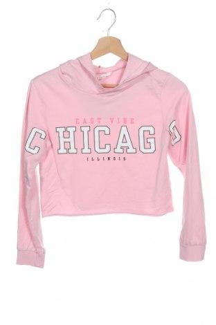 Bluză pentru copii H&M, Mărime 10-11y/ 146-152 cm, Culoare Roz, Bumbac, Preț 39,48 Lei