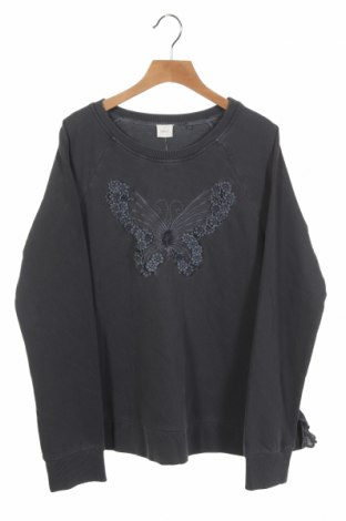 Детска блуза Next, Размер 13-14y/ 164-168 см, Цвят Сив, Памук, Цена 8,82лв.