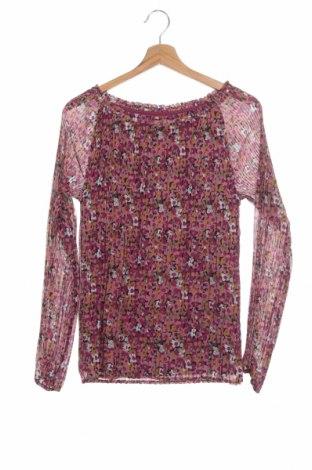 Детска блуза S.Oliver, Размер 15-18y/ 170-176 см, Цвят Многоцветен, Полиестер, Цена 34,50лв.