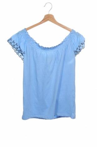 Παιδική μπλούζα S.Oliver, Μέγεθος 15-18y/ 170-176 εκ., Χρώμα Μπλέ, Βαμβάκι, Τιμή 8,35€