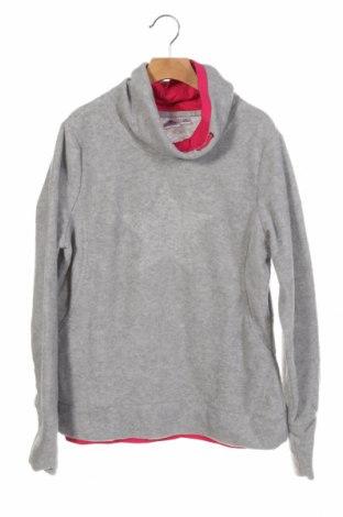Παιδική μπλούζα fleece Crane, Μέγεθος 12-13y/ 158-164 εκ., Χρώμα Γκρί, Πολυεστέρας, Τιμή 10,49€