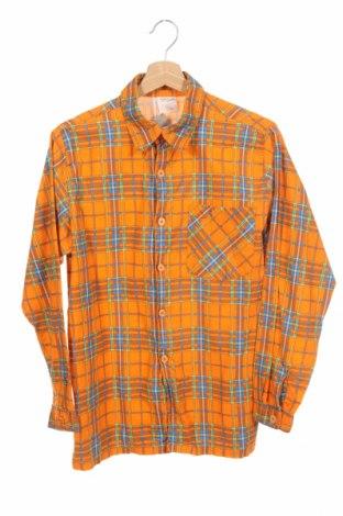 Детска риза Urban Outfitters, Размер 12-13y/ 158-164 см, Цвят Оранжев, Памук, Цена 59,00лв.
