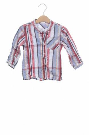 Детска риза H&M, Размер 12-18m/ 80-86 см, Цвят Многоцветен, Памук, Цена 8,14лв.
