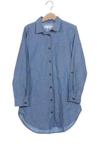 Παιδικό πουκάμισο H&M L.O.G.G., Μέγεθος 8-9y/ 134-140 εκ., Χρώμα Μπλέ, Βαμβάκι, Τιμή 5,38€