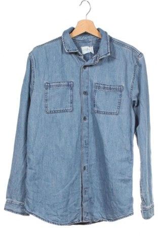 Dětská košile  Target, Velikost 15-18y/ 170-176 cm, Barva Modrá, Bavlna, Cena  488,00Kč