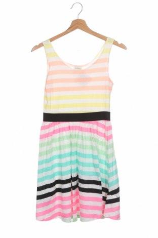 Детска рокля H&M Conscious Collection, Размер 12-13y/ 158-164 см, Цвят Многоцветен, Памук, Цена 21,00лв.
