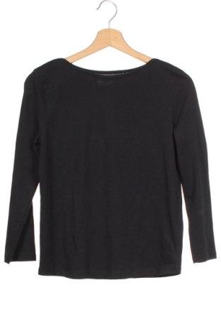 Детска спортна блуза Here+There, Размер 12-13y/ 158-164 см, Цвят Черен, Памук, Цена 22,05лв.