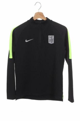 Dětská sportovní halenka  Nike, Velikost 13-14y/ 164-168 cm, Barva Černá, Polyester, Cena  606,00Kč