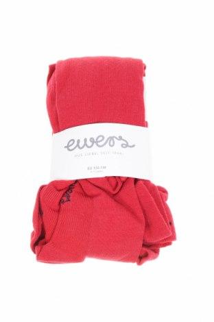 Dresuri pentru copii Ewers, Mărime 8-9y/ 134-140 cm, Culoare Roșu, 80% bumbac, 17% poliacrilic, 3% elastan, Preț 55,33 Lei