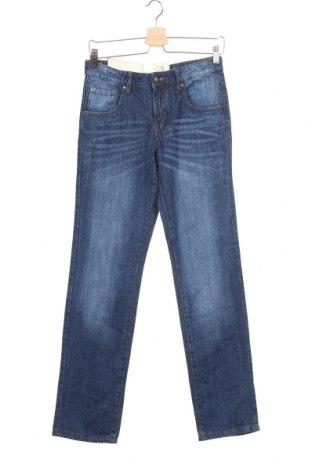 Dětské džíny  Alive, Velikost 12-13y/ 158-164 cm, Barva Modrá, Bavlna, Cena  359,00Kč