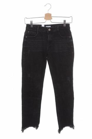 Dětské džíny  Grunt, Velikost 11-12y/ 152-158 cm, Barva Černá, 98% bavlna, 2% elastan, Cena  586,00Kč