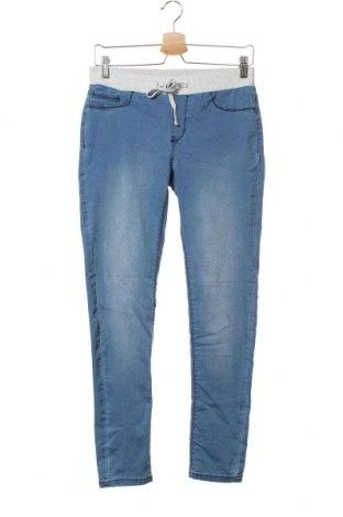 Dětské džíny  Route 66, Velikost 13-14y/ 164-168 cm, Barva Modrá, 67% bavlna, 30% polyester, 3% elastan, Cena  242,00Kč
