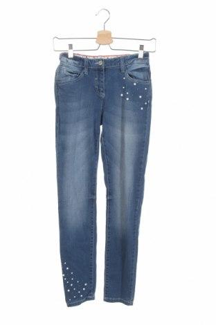 Dětské džíny  S.Oliver, Velikost 15-18y/ 170-176 cm, Barva Modrá, 98% bavlna, 2% elastan, Cena  351,00Kč
