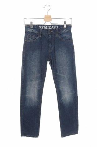 Dětské džíny  Staccato, Velikost 12-13y/ 158-164 cm, Barva Modrá, Cena  351,00Kč