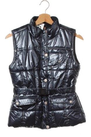 Детски елек Garcia Jeans, Размер 13-14y/ 164-168 см, Цвят Син, Полиестер, Цена 26,88лв.