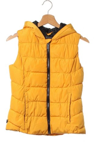 Детски елек Gatonegro, Размер 11-12y/ 152-158 см, Цвят Жълт, Полиестер, Цена 17,64лв.