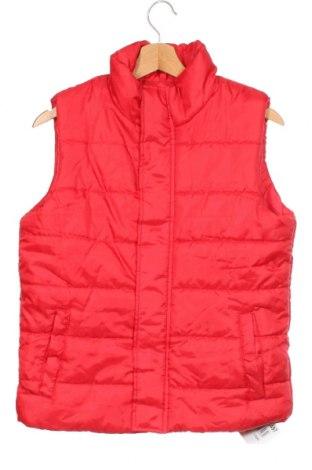 Dětská vesta  Y.F.K., Velikost 10-11y/ 146-152 cm, Barva Červená, Polyester, Cena  393,00Kč