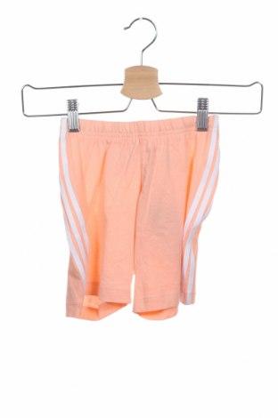 Детски къс панталон Adidas Originals, Размер 3-4y/ 104-110 см, Цвят Розов, Памук, Цена 21,07лв.