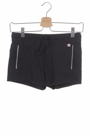 Παιδικό κοντό παντελόνι Champion, Μέγεθος 11-12y/ 152-158 εκ., Χρώμα Μπλέ, Βαμβάκι, Τιμή 15,08€